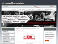 accessoriautoonline.it coprisedili fodere accessori
