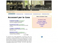 Accessoricasa.it - ACCESSORI CASA .IT - Accessori per la Casa