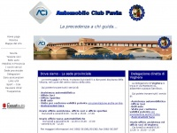 Home page Automobile Club Pavia