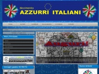 Movimento Azzurri Italiani -Home Page- Nati per cambiare