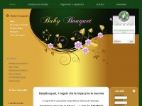 Babybouquet.it - Corredino | Baby Shower | Copertine per Neonati