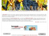 Baccanale di Imola - Home page