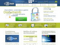 Cudoma, Customer Document and Records  Management System
