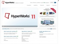 Hyperworks.se - HyperWorks: Open Architecture CAE solution