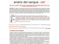 analisidelsangue.net acido albumina