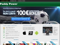 paddypower.it scommesse bookmakers sportive betting bookmaker registrati