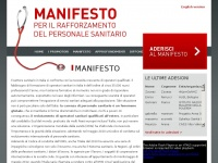 manifestopersonalesanitario.it