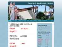 Parrocchia SS. Angeli Custodi Riccione |