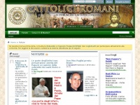 cattoliciromani.com omelia canonizzazione
