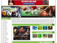 giochisport.com football sports racing blast soccer billiards game play
