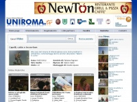 Home Page - Uniroma.TV - Gruppo Uniroma Network