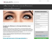 Oculisti con Laser ad Eccimeri per correggere difetti della vista