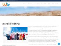 Animazione invernale per villaggi turistici - Holiday Service