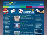 Flashgames FreeTop.Eu - Free flash games online - Giochi flash gratis