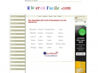 ricercafacile.com