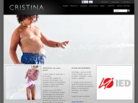 Cristina Rubinetterie - mixer taps for bathroom and kitchen - shower systems - spare parts - Italy