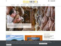 italiasquisita.net michelin ristoranti itinerario