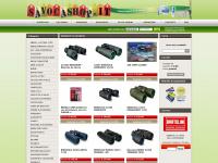 Savoca Shop - Tutto il mondo in un carrello - Home Page