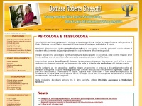 Psicologa Sessuologa Roberta Grassotti