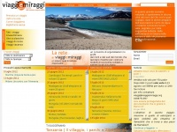 viaggiemiraggi.org