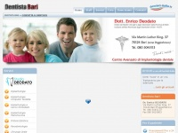 studiodeodato.com dentista protesi implantologia dentistico dentale