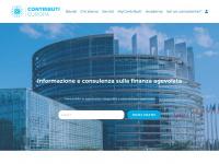 contributieuropa.com fondo contributi perduto europei