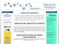 10elottoevolution.eu - 10elotto 5 minuti - Home