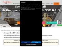 recuperodati299euro.it recupero riparazione dati raid hard disk