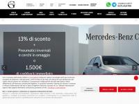 ginospa.com gino mercedes bmw volvo alfa romeo smart abarth jeep toyota