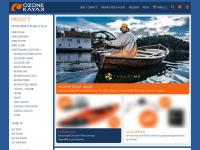 Ozone Kayak, Canoe Sit on Top, Pesca, Fishing, Accessori. - Ozone Canoa Kayak