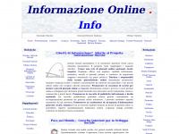 Informazione On Line : Giornale Online, Giornali Riviste Italiane