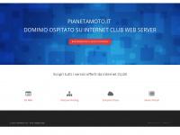 pianetamoto.it - Decolla online con il dominio giusto per Pianeta Moto.