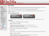 filezilla-project.org solution client