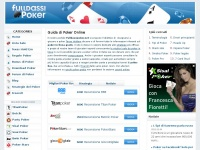 Fulldassipoker.net - Poker online: Guida ai Bonus e alle regole del poker on line gratis e poker texas