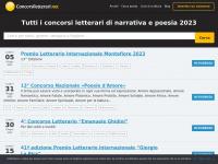concorsiletterari.net