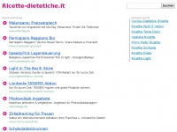 ricette-dietetiche.it dominio domain