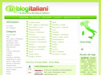 blogitaliani.com blog italiano