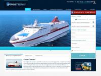 Traghetti - Prenotazione traghetti - Orari e tariffe traghetti - biglietteria traghetti online