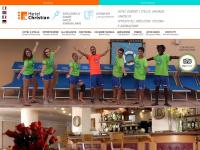 hotelchristianrimini.com