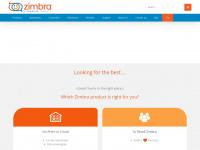 zimbra.com server groupware messaging