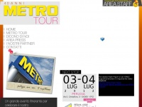 40annimetro.it - METRO Tour - 40° Anniversario