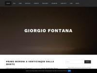 giorgiofontana.com fontana font