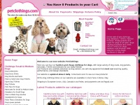 petclothings.com