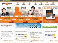giocodigitale.it poker scommesse gioco winforlife bingo