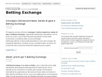 bettingexchange.it