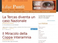 Iduepunti.it - I Due Punti - News Teramo, Abruzzo, Italia. Notizie. Cronaca.