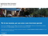 Pagina di Benvenuto - Agriturismo VillaCarmelina