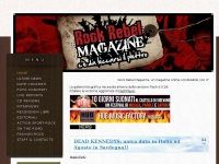 Rock Rebel magazine - rockrebelmagazine