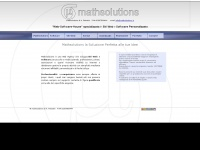 mathsolutions.it
