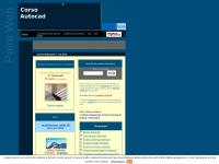 Paint-web.net - Corso Autocad 2000 home page